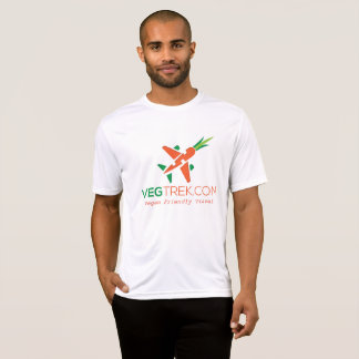 VegTrek.com, Vegan Friendly Travel Workout Shirt