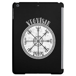 VEGVISIR  Icelandic compass Stave Cover For iPad Air