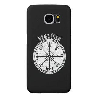 VEGVISIR  Icelandic Magical Stave Samsung Galaxy S6 Case
