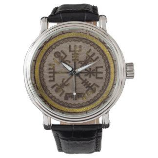 Vegvisir. The Magic Navigation Viking Compass Watch