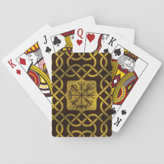 Vegvisir - Viking  Navigation Compass Playing Cards