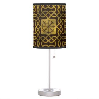 Vegvisir - Viking  Navigation Compass Table Lamp