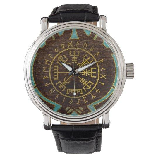 Vegvisir - Viking  Navigation Compass Watch