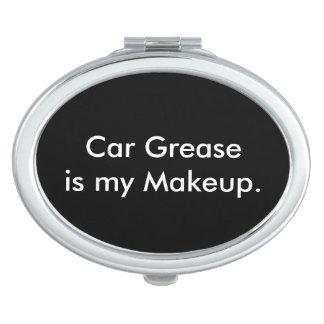 Vehicle Repair Car Grease Mirror For Makeup