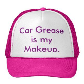 Vehicle Repair Car Grease Trucker Hat