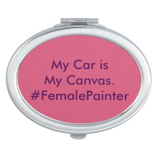 Vehicle Repair Car Painter Travel Mirrors