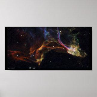 Veil Nebula Poster