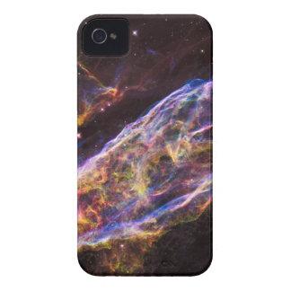 Veil Nebula Supernova Remnant iPhone 4 Cover