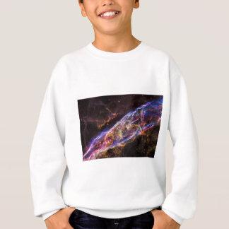 Veil Nebula Supernova Remnant Sweatshirt