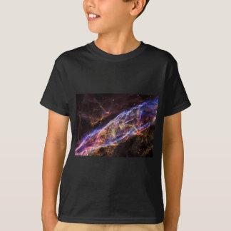 Veil Nebula Supernova Remnant T-Shirt