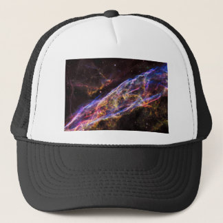 Veil Nebula Supernova Remnant Trucker Hat