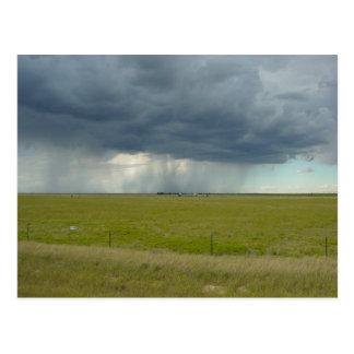 Veil of Rain Postcard