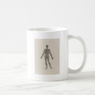 Veins and Arteries Coffee Mug
