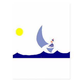 Vela Post Card
