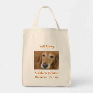 Veli Apsey - Shopping Bag - Sunshine Goldens
