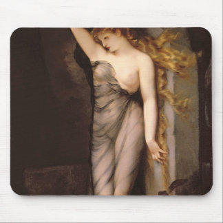Velleda, before 1869 mouse pad