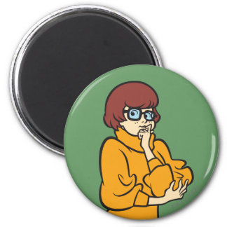 Velma Pose 11 2 Inch Round Magnet