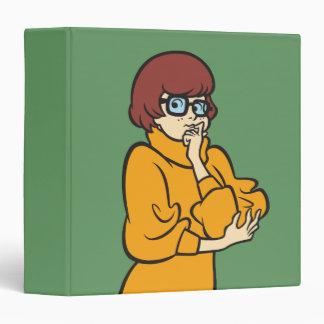 Velma Pose 11 Vinyl Binder