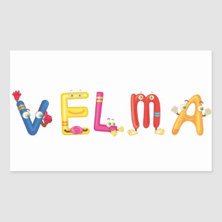 Velma Sticker