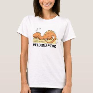 Velocinaptor t-shirt (color design)