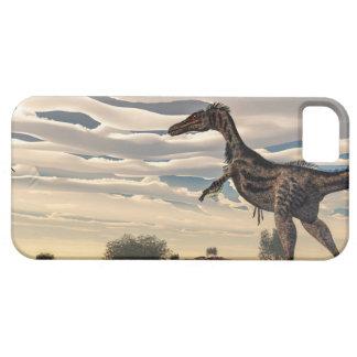 Velociraptor dinosaur - 3D render iPhone 5 Cases