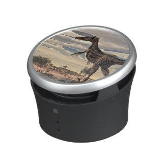 Velociraptor dinosaur - 3D render Speaker