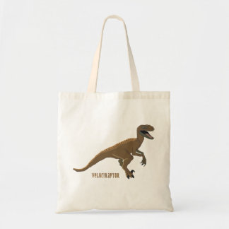 Velociraptor Dinosaur Tote