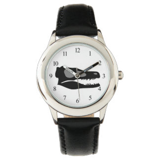 Velociraptor Skull Watch