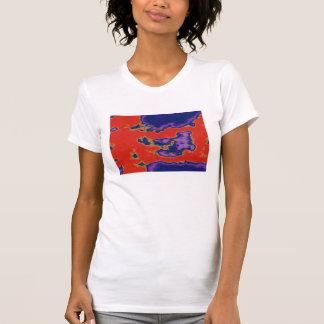 Velvet ink blood T-Shirt