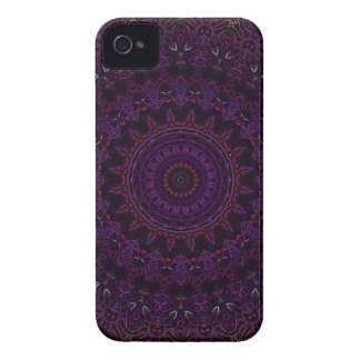 Velvet Roses Purple No. 6 iPhone 4 Covers