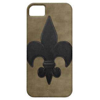 Velvet Saints Fleur De Lis iPhone 5 Cover
