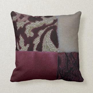 Velvet Textured Fabric Pillows