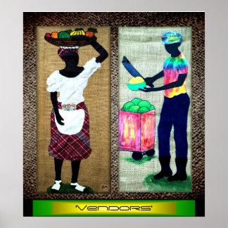 'Vendors' Poster
