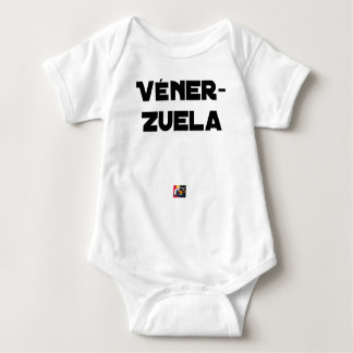VÉNER-ZUELA - Word games - François City Baby Bodysuit