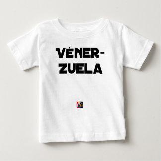 VÉNER-ZUELA - Word games - François City Baby T-Shirt