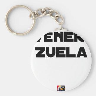 VÉNER-ZUELA - Word games - François City Keychain