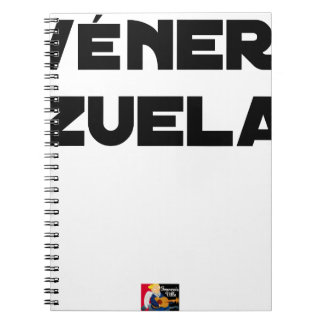 VÉNER-ZUELA - Word games - François City Notebook