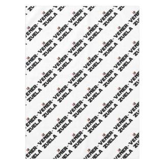 VÉNER-ZUELA - Word games - François City Tablecloth