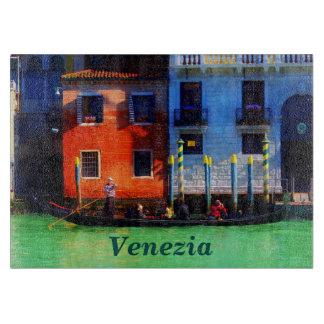 Venetian Gondola on Grand Canal Cutting Boards