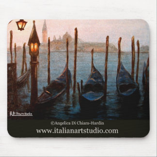Venetian Gondole Mouse Pad