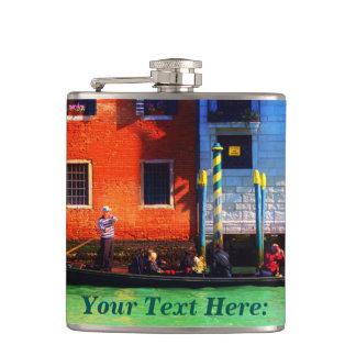 Venetian Gondolier Flask