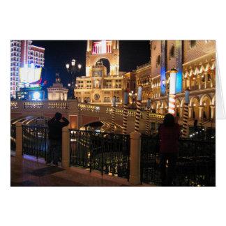 Venetian Las Vegas Card