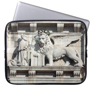Venetian Lion Laptop Sleeve