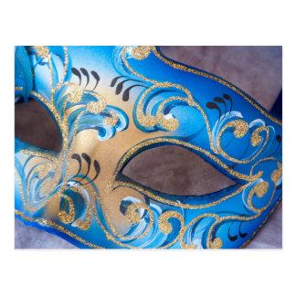 Venetian Mask 2 Postcard