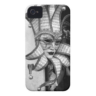 Venetian Mask Barely There iPhone 4/4sCase iPhone 4 Case-Mate Case