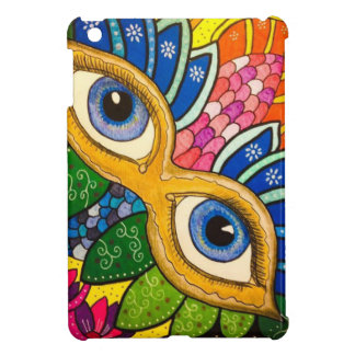 Venetian mask iPad mini case