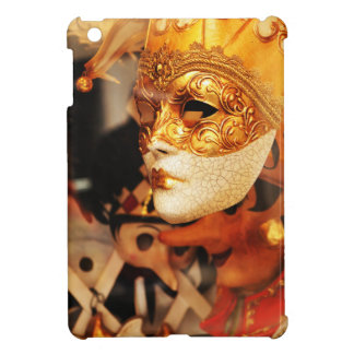 Venetian masks iPad mini cases