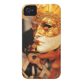 Venetian masks iPhone 4 cover