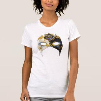 Venetian Masque: Sapphire Jewel T Shirt