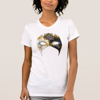 Venetian Masque: Sapphire Jewel T-Shirt